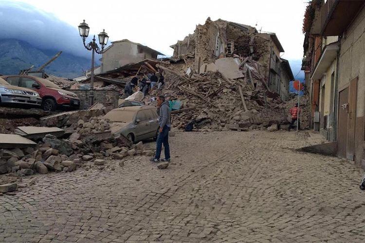 Terremoto in centro-Italia, Fic attiva col Dipartimento solidarietà emergenze