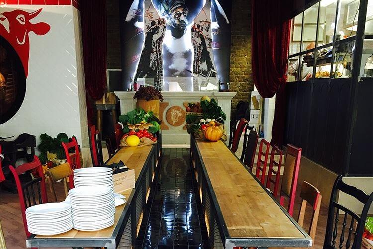 """""""The Butcher's Theater"""" a Londra Nuovo locale-macelleria di Roberto Costa"""