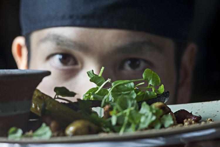 The Vegetarian Chance Premiato Ueda Satoru
