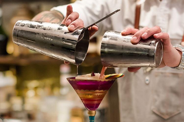 The World's 50 Best Bars Tre italiani nei primi 100