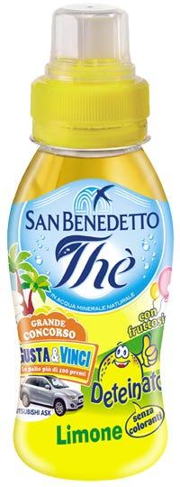 Th san benedetto il gusto dell estate in palio oltre 100 fantastici premi italia a tavola - Vi metto a tavola san benedetto ...