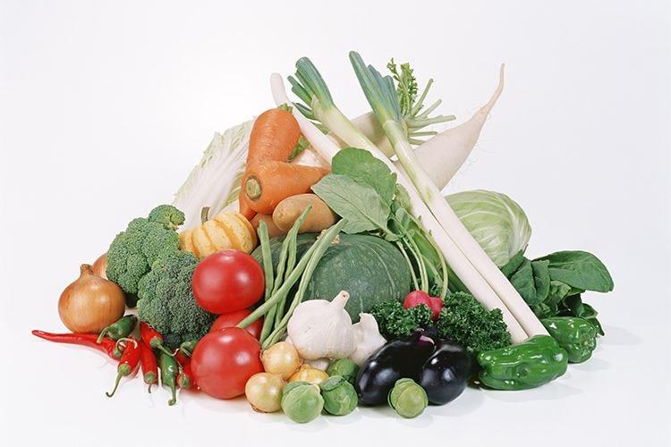 Verdura, sia cotta che cruda, un toccasana per la salute