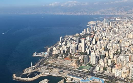 Mandarin, nuovo hotel a Beirut nel 2018 con 280 camere e 25 appartamenti