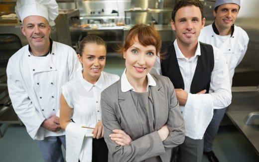 La ristorazione fa grande l'Italia Fipe: 8 miliardi spesi dai turisti nel 2015