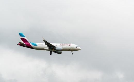 Eurowings, nuove destinazioni in Europa e più collegamenti per il Sud-est asiatico