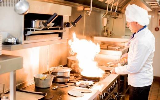 Rispetto delle regole e delle gerarchie la ricetta per la for I cucina niente regole
