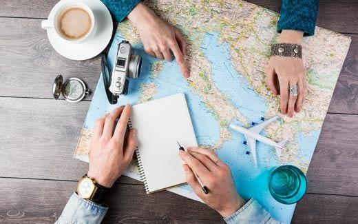Turismo, debole la ripresa economica -8,5% gli italiani in vacanza nel 2015