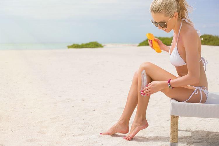 Crema solare, consigli per l'uso per un'abbronzatura sana e sicura