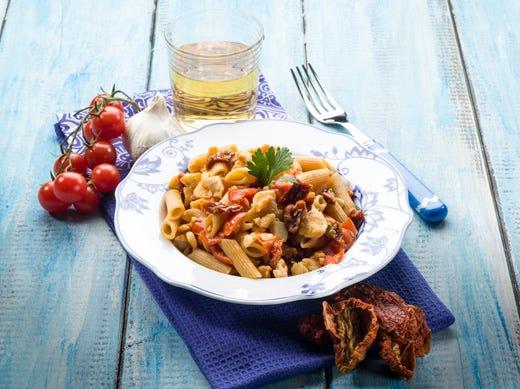 Dieta mediterranea e cucina giapponese un gemellaggio all'insegna ...