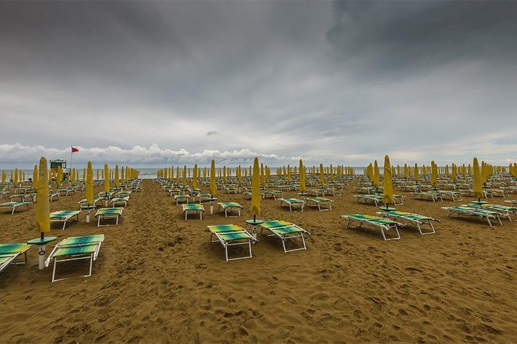 Turismo estivo, flop a giugnoPerdite per 400 milioni di euro