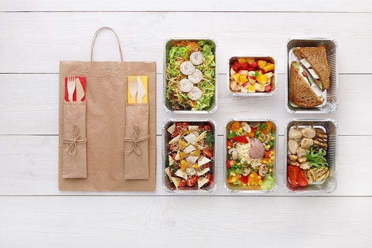 Take away, un'opportunità di crescita anche per la ristorazione di qualità