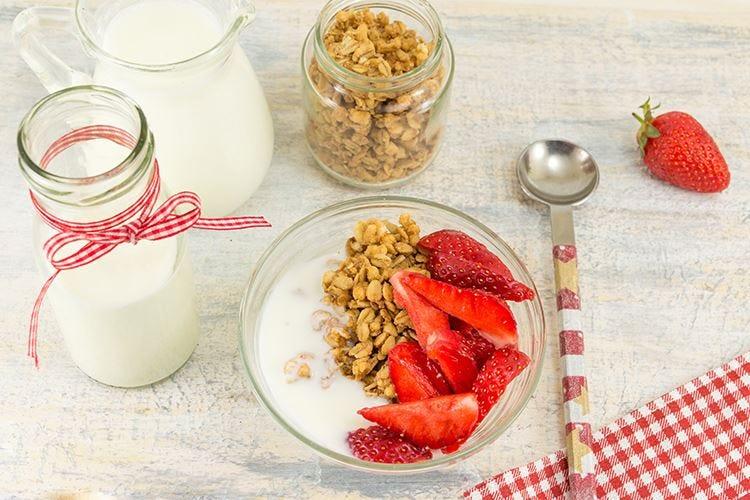 A colazione il caffè non basta Più energia con yogurt e latte