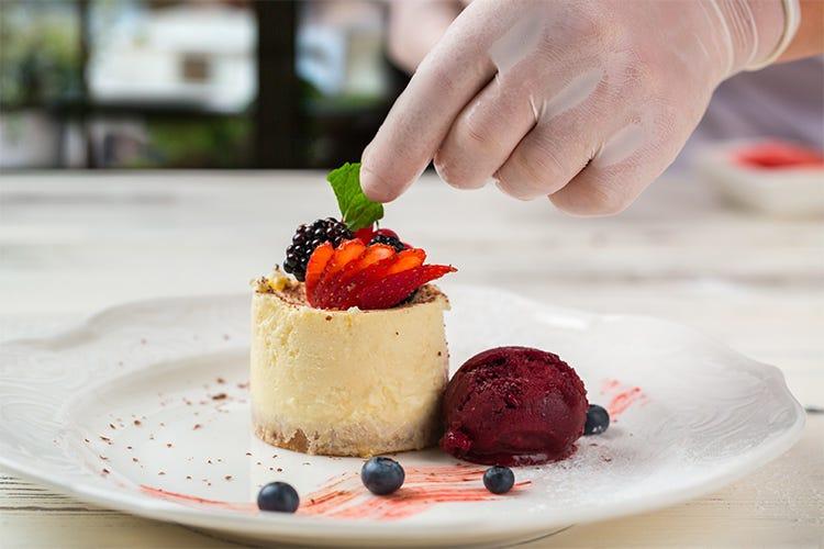 Dolce al cucchiaio il dessert ideale per concludere una cena