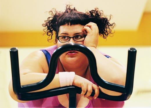 perdere peso causa stress