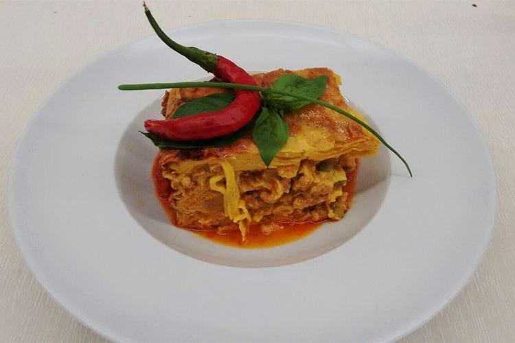 Piatti teramani e specialità abruzzesi all'Agriturismo Capodacqua