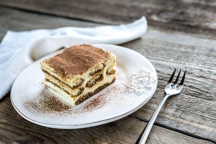 Tiramisù, dolce più ordinato a domicilio 9,4 tonnellate nel 2017, +75% sul 2016
