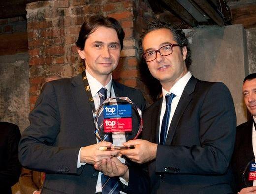 PepsiCo Italia al top per le risorse umane Due certificazioni Top Employers 2015