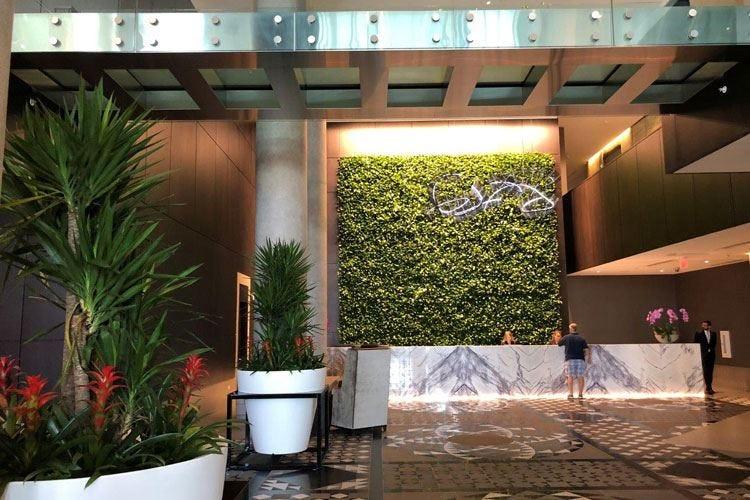 Toronto X Hotel Arte e paesaggio in un albergo di lusso