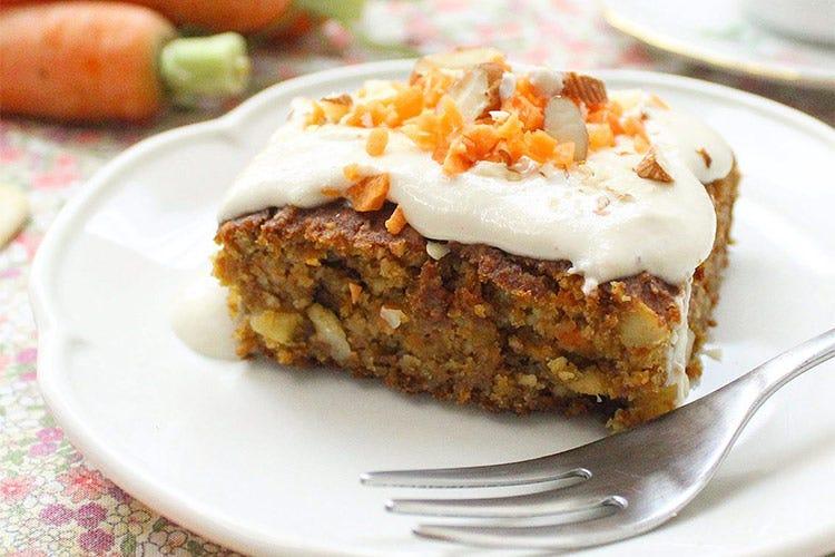 Torta di carote gluten free Torta di carote gluten free