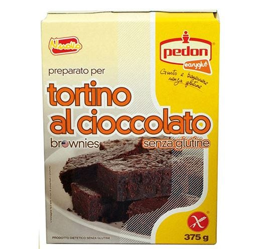 Dolci al cioccolato senza glutine La novità per l'estate firmata Pedon