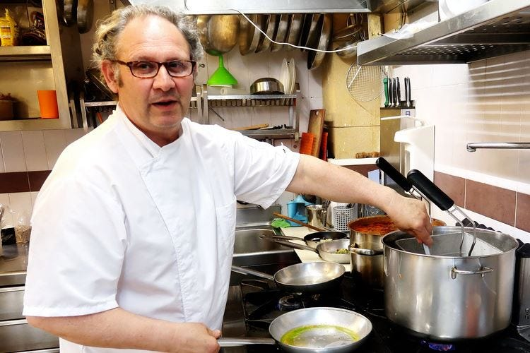 In tavola al Serisso 47 l'autenticità della cucina trapanese