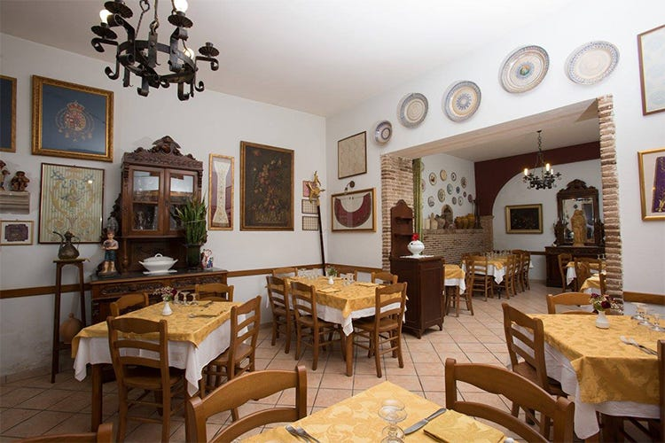 Trattoria Innarone, amore per la cucina e atmosfera famigliare d'altri tempi - Italia a Tavola