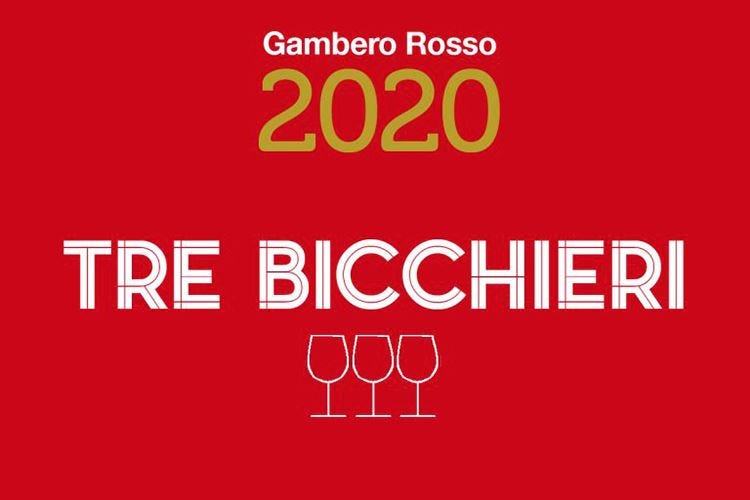 I Tre Bicchieri del Gambero Rosso