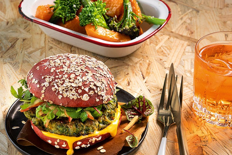 Green Oat Burger Tre buoni motivi per scegliere più prodotti a base vegetale