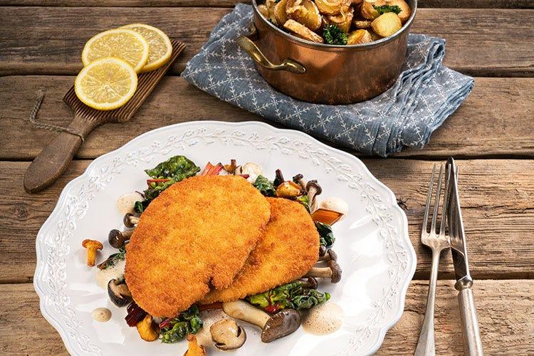 Veggie Knusper Schnitzel Tre buoni motivi per scegliere più prodotti a base vegetale