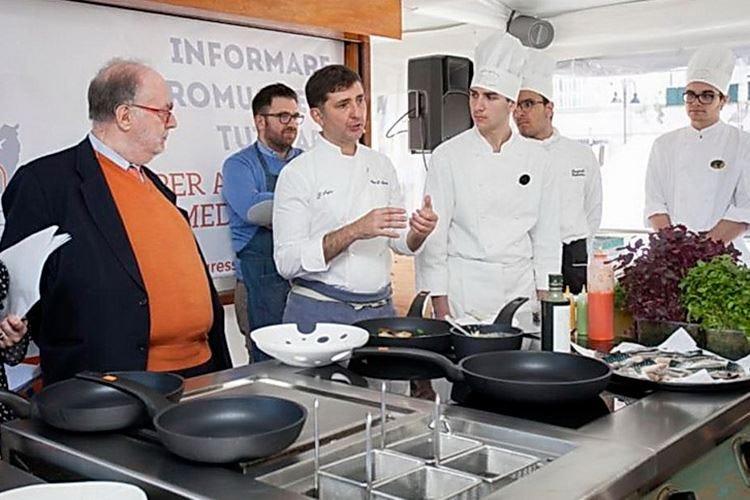 Tre giorni di cucina e cultura al 6° Med Cooking Congress