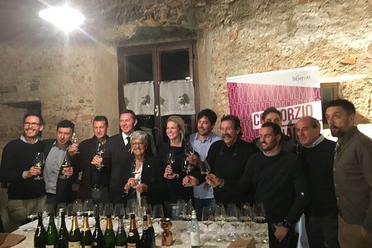 Trent'anni di Vignaioli Trentini Artigiani del vino e £$fil rouge$£ il territorio