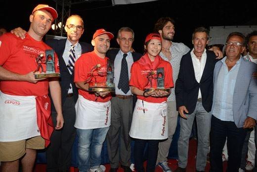 Campionato mondiale del PizzaiuoloDavide Civitiello è il primo classificato