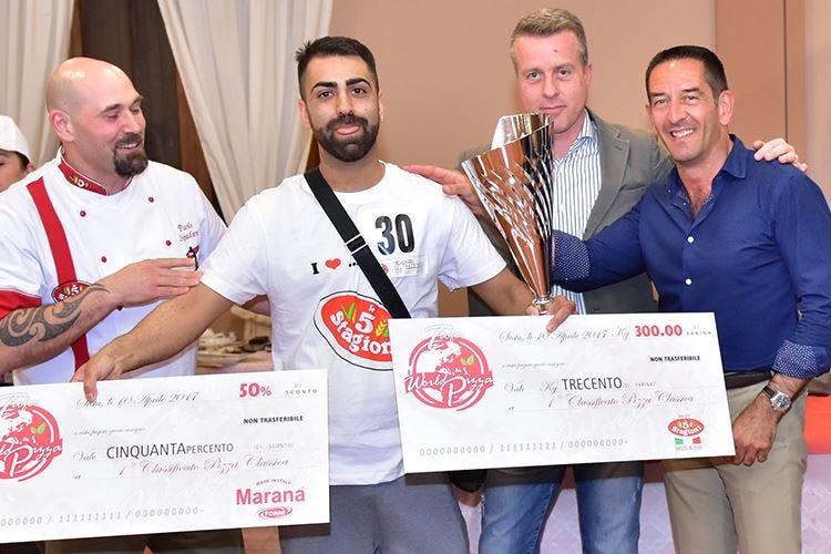 """""""Trofeo World Pizza"""" in Sardegna Marco Ledda primo nella Classica"""