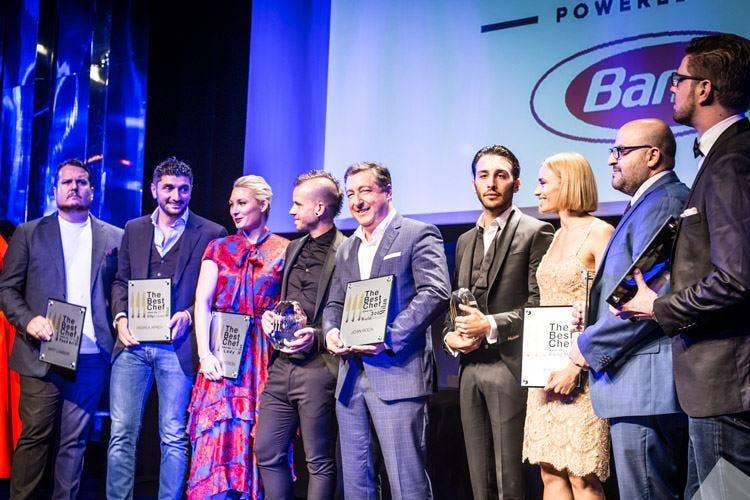 Un team di 12 cuochi italiani in finale al The Best Chef Awards