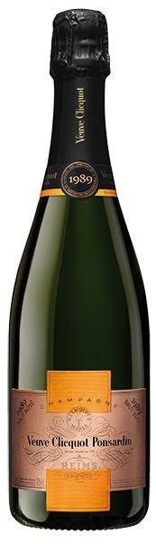 Veuve Clicquot Cave Privée 1989 Champagne Rosé