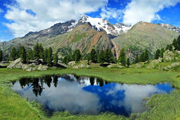Val di sole laghi fiumi e sapori autentici vacanza for Disegni di laghi