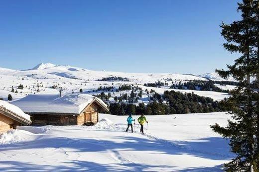 Romanticismo e avventura in montagna lungo i sentieri dell'Alpe di Villandro