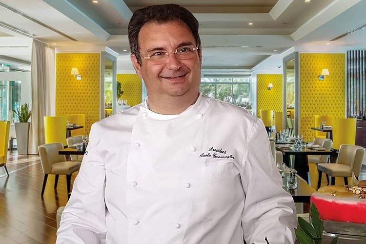 Vegan stellato firmato Paolo Gramaglia Tre serate di eccellenza all'Hilton di Dubai