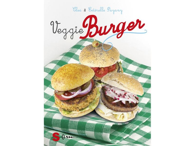Il fast food veganodi Clea e Estérelle Payany