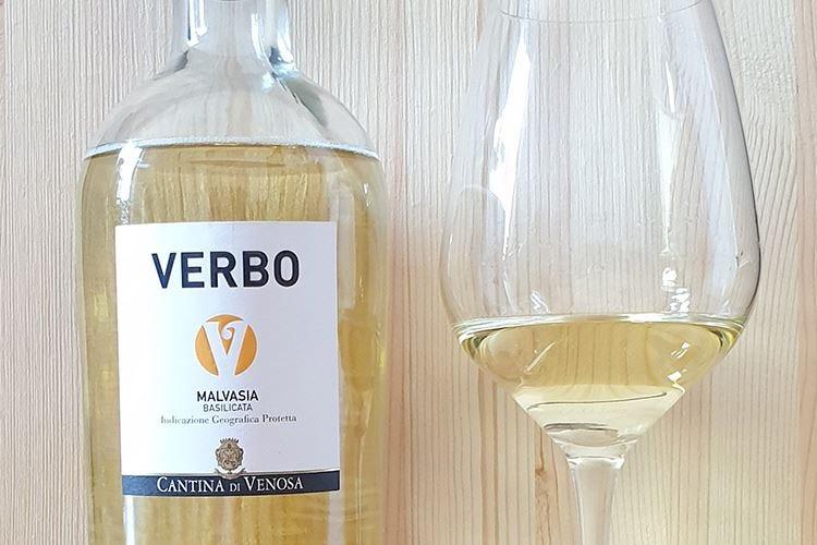 £$Ripartiamo dal vino$£ Verbo Bianco Cantina di Venosa