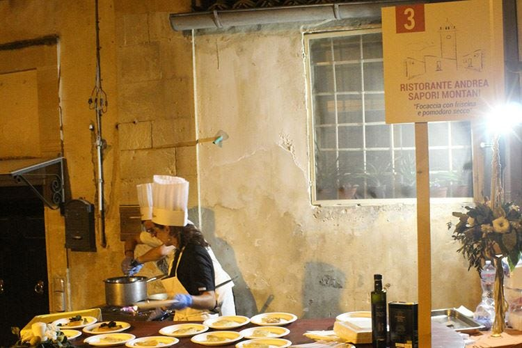 Vicoli&Sapori, un successo 3mila visitatori alla 4ª edizione