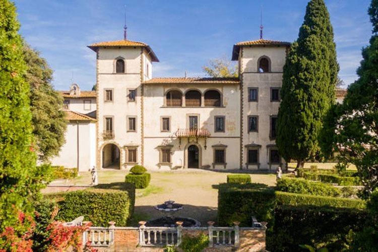 Villa Bibbiani venduta a un americano Il magnate investirà 20 milioni di euro