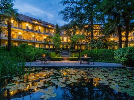 Villa Eden, benessere naturale nella prima destination spa in Italia - Italia a Tavola