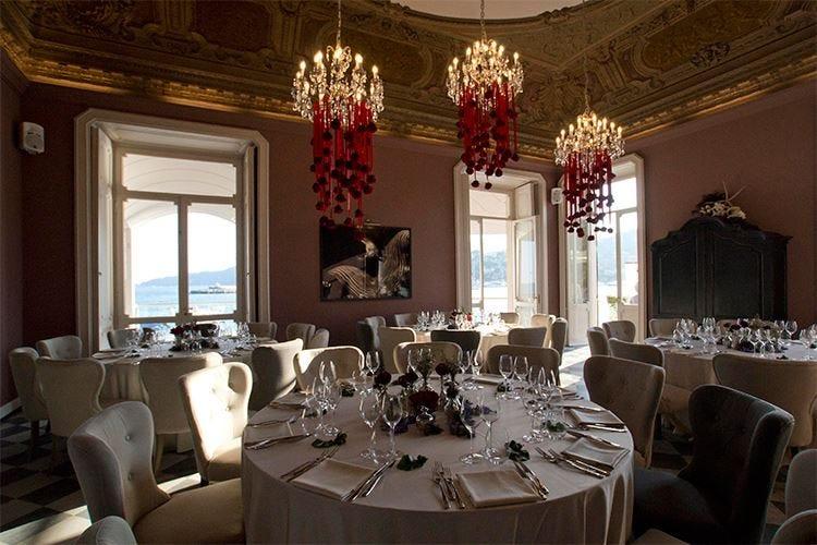 Villa Porticciolo a Rapallo riapre le porte Qualità in tavola a due passi dal mare