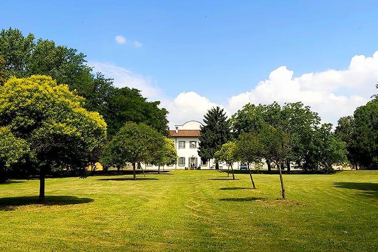 Villa Terzaghi, scuola di cucina e ristorante didattico a Robecco sul Naviglio (Mi) Panettone e Polenta lombarda Un protocollo per promuoverli