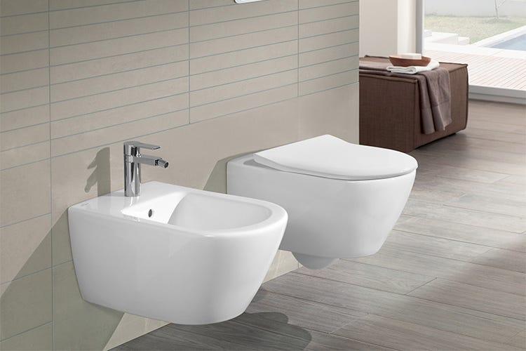 Directflush firmato villeroy & boch il wc innovativo e semplice da