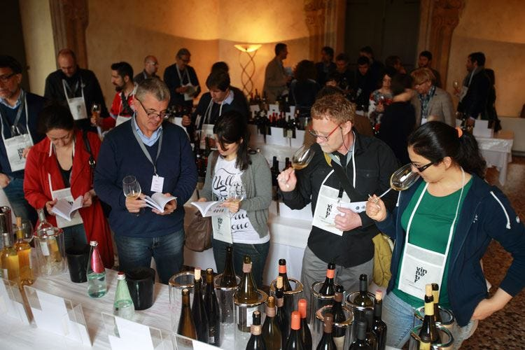 VinNatur Tasting 2019Attesi a Gambellara 180 produttori