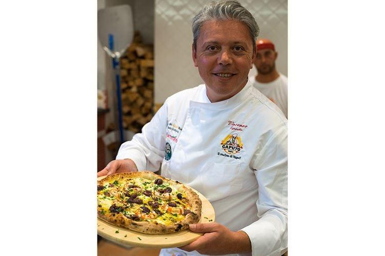 Vincenzo Esposito: «La pizza è un'arte che non si può improvvisare»