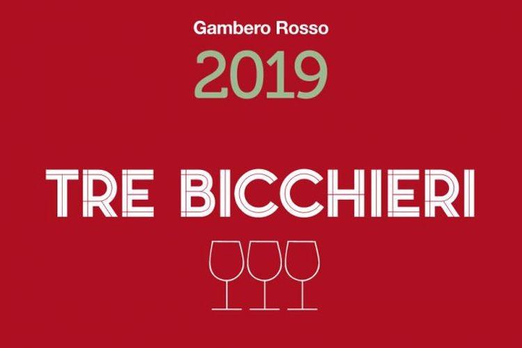Vini d'Italia 2019 del Gambero Rosso 447 Tre Bicchieri, Toscana in testa