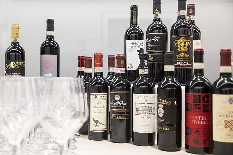 Vino toscano Dop, vola l'export 518,6 milioni di euro nel 2018